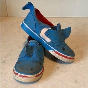 Baby Shark Vans (Toddler) Sneakers
